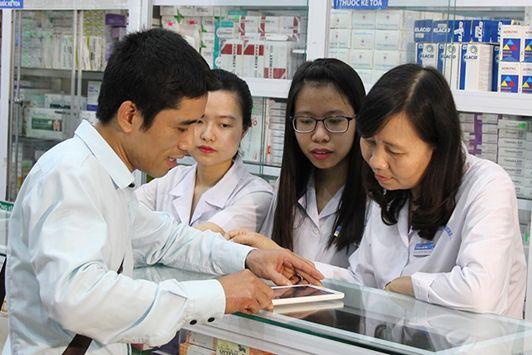 Trình dược viên hiện nay là một ngành nghề thú vị có thu nhập khá cao