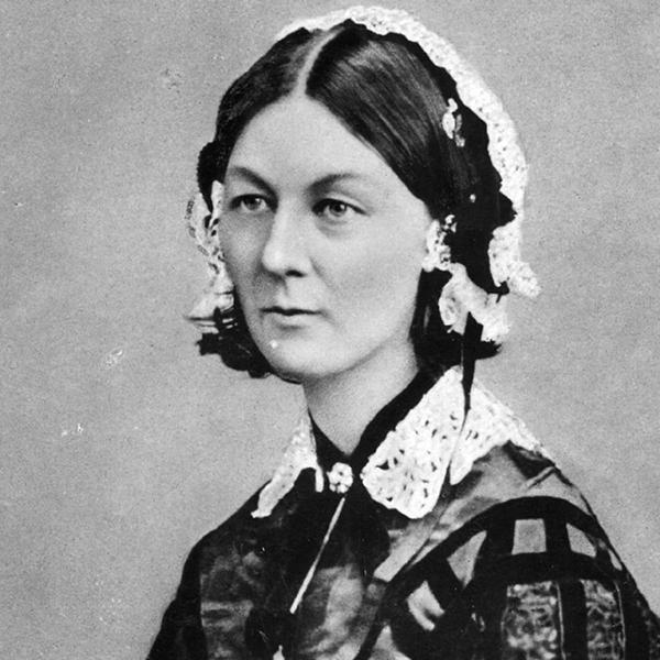 Florence Nightingale là người sáng lập ra ngành Điều dưỡng