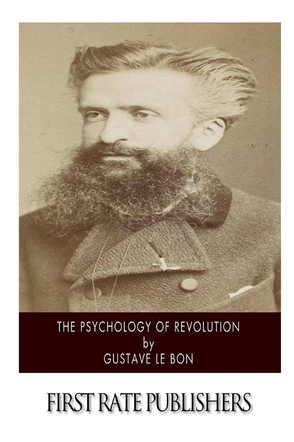 Gustave Le Bon là tác giả của cuốn sách